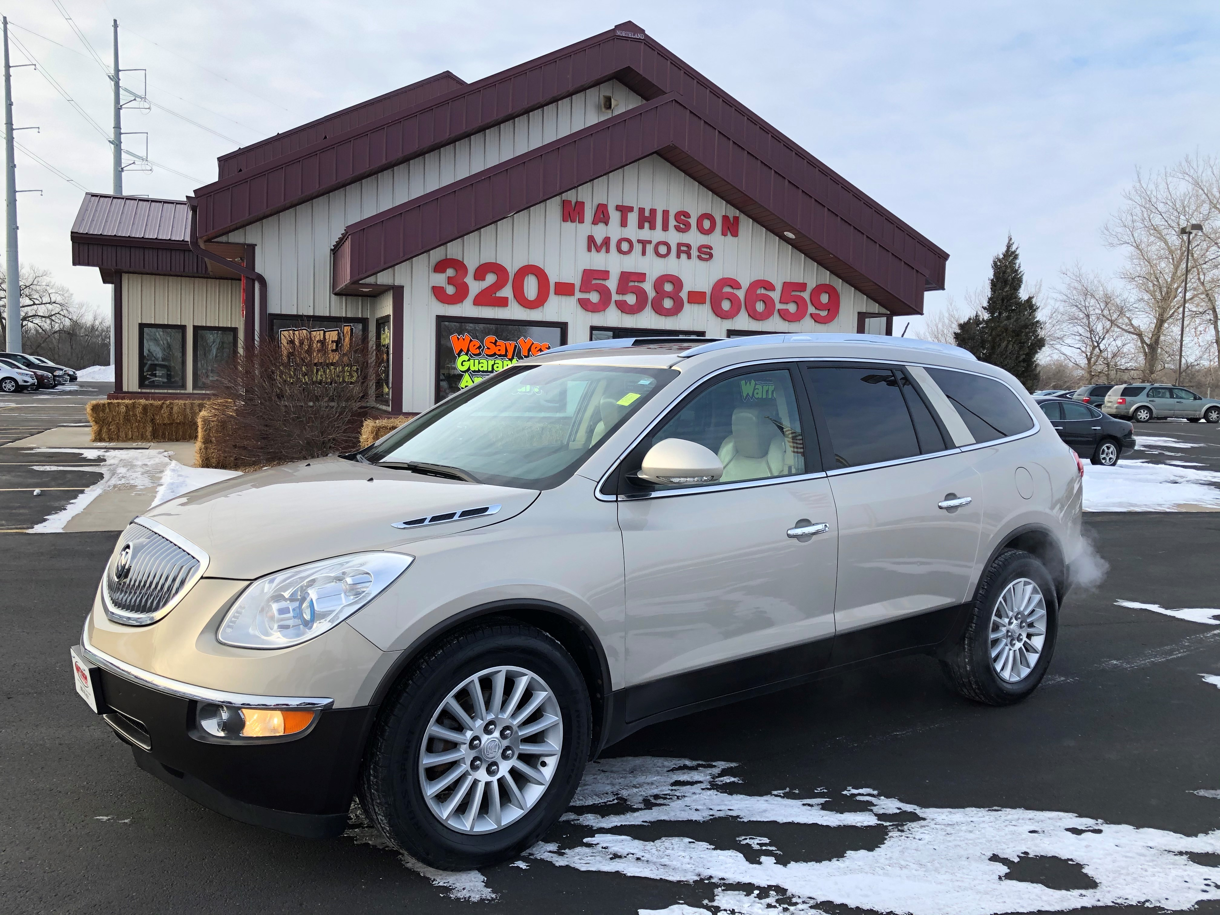 used vehicle - SUV Buick Enclave 2011
