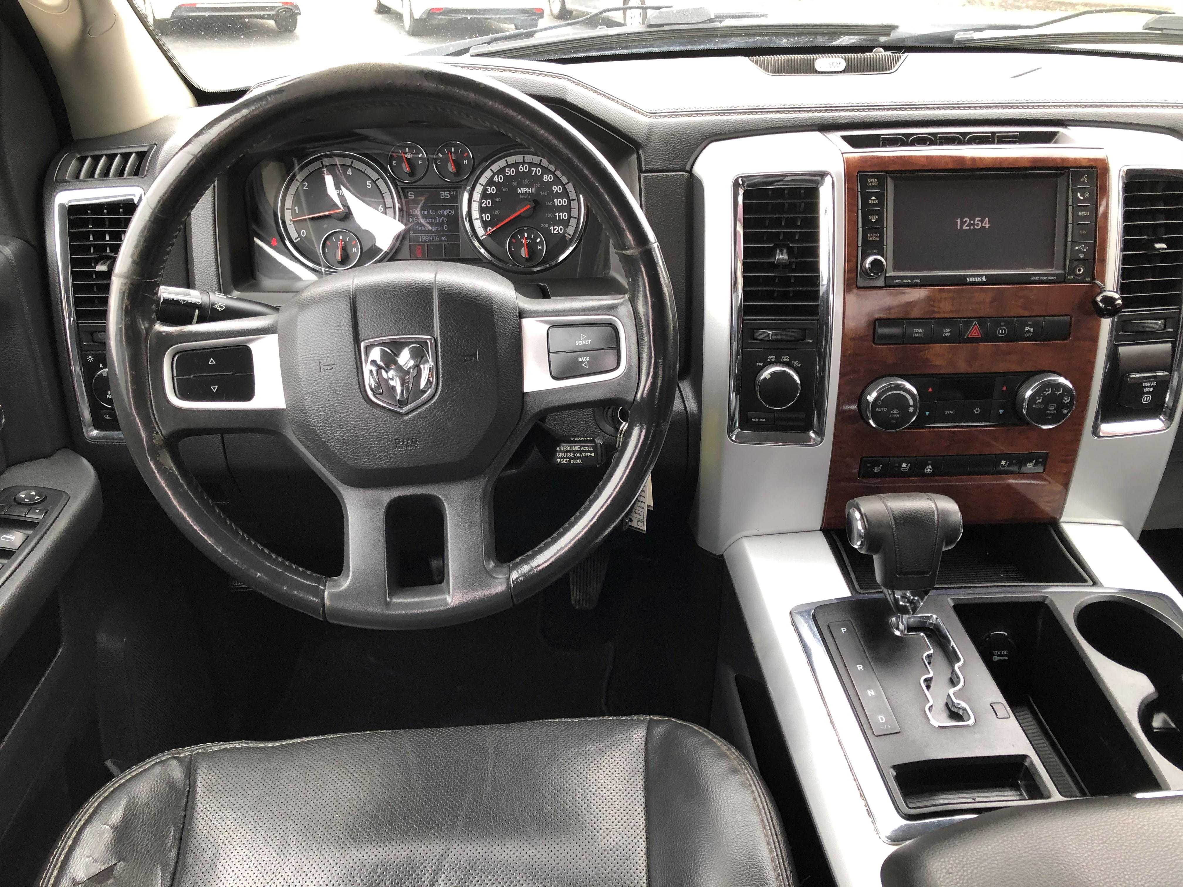 used vehicle - Truck Dodge Ram 1500 2009