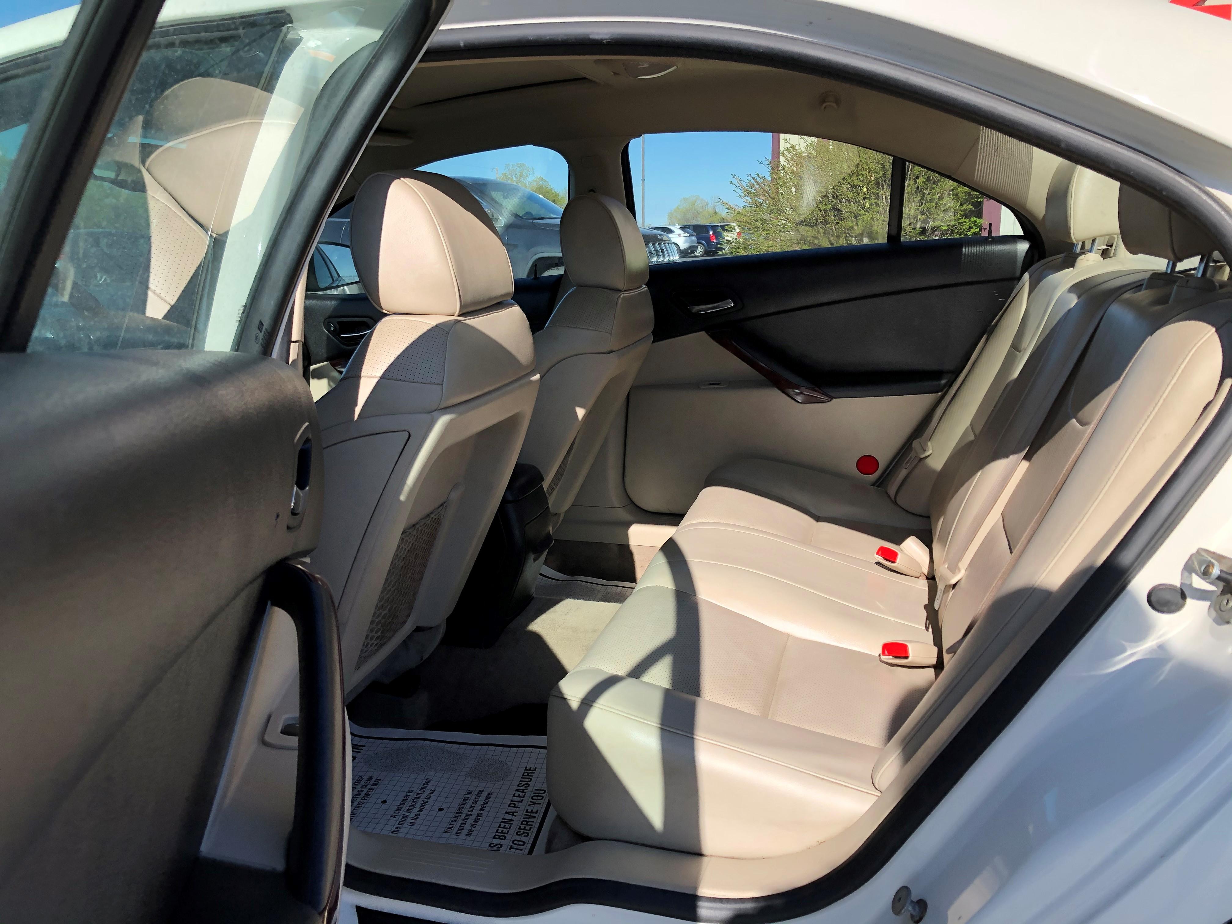 used vehicle - Sedan PONTIAC G6 2008