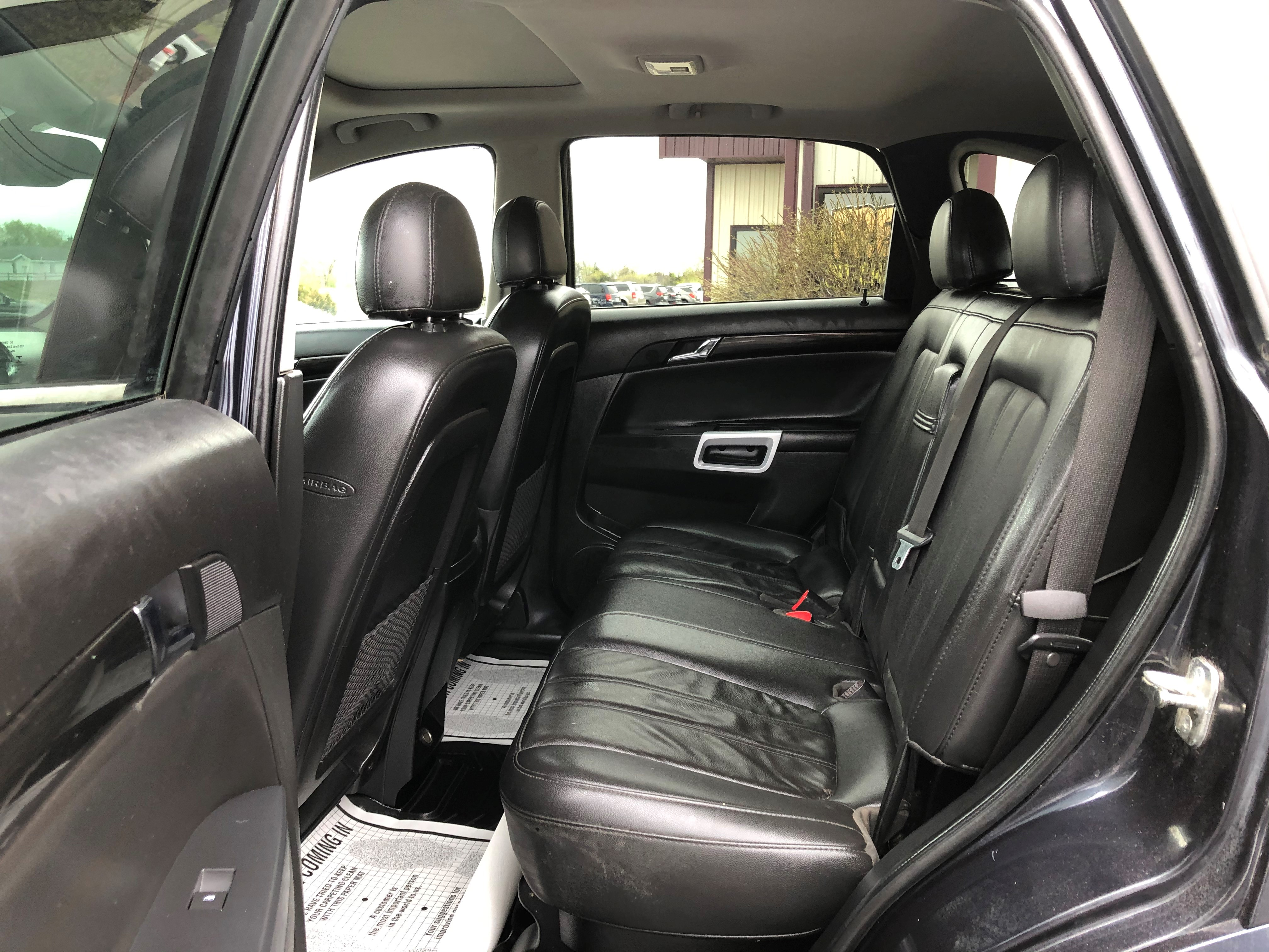 used vehicle - SUV CHEVROLET Captiva Sport  2014