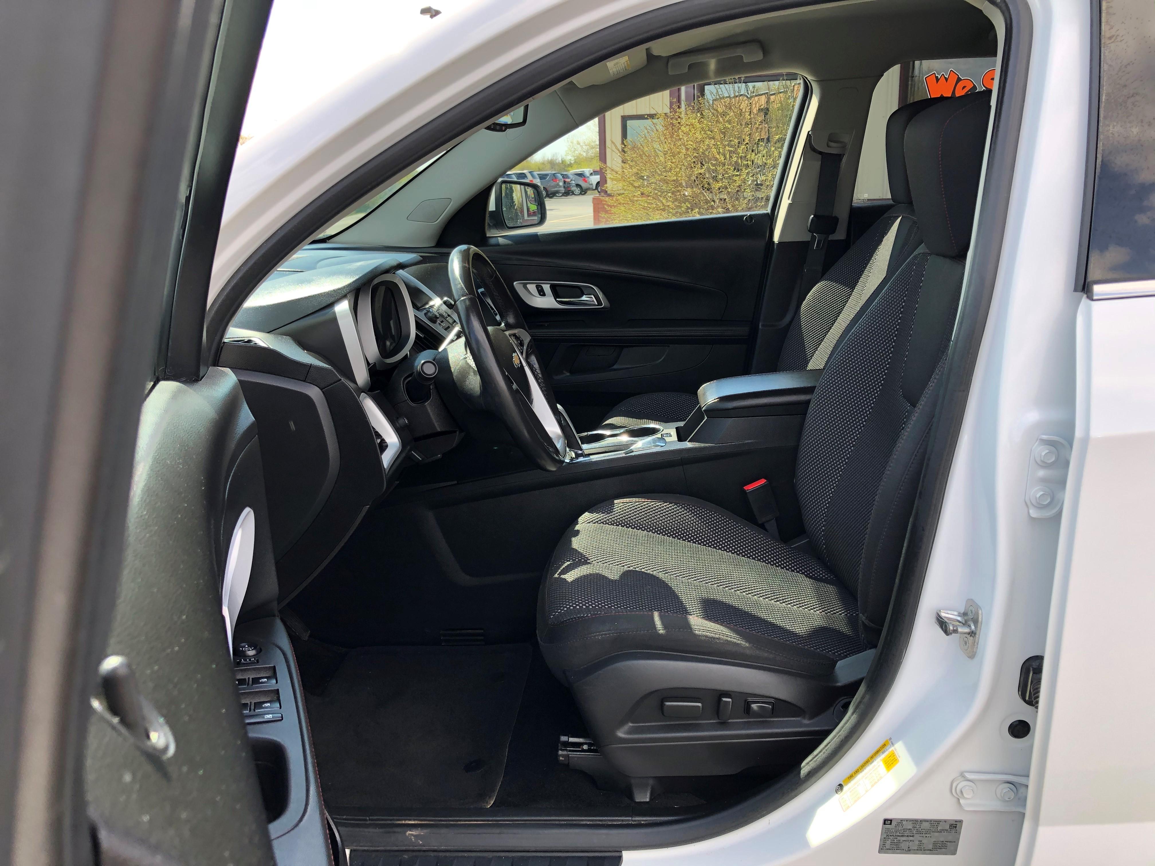 used vehicle - SUV CHEVROLET EQUINOX 2014