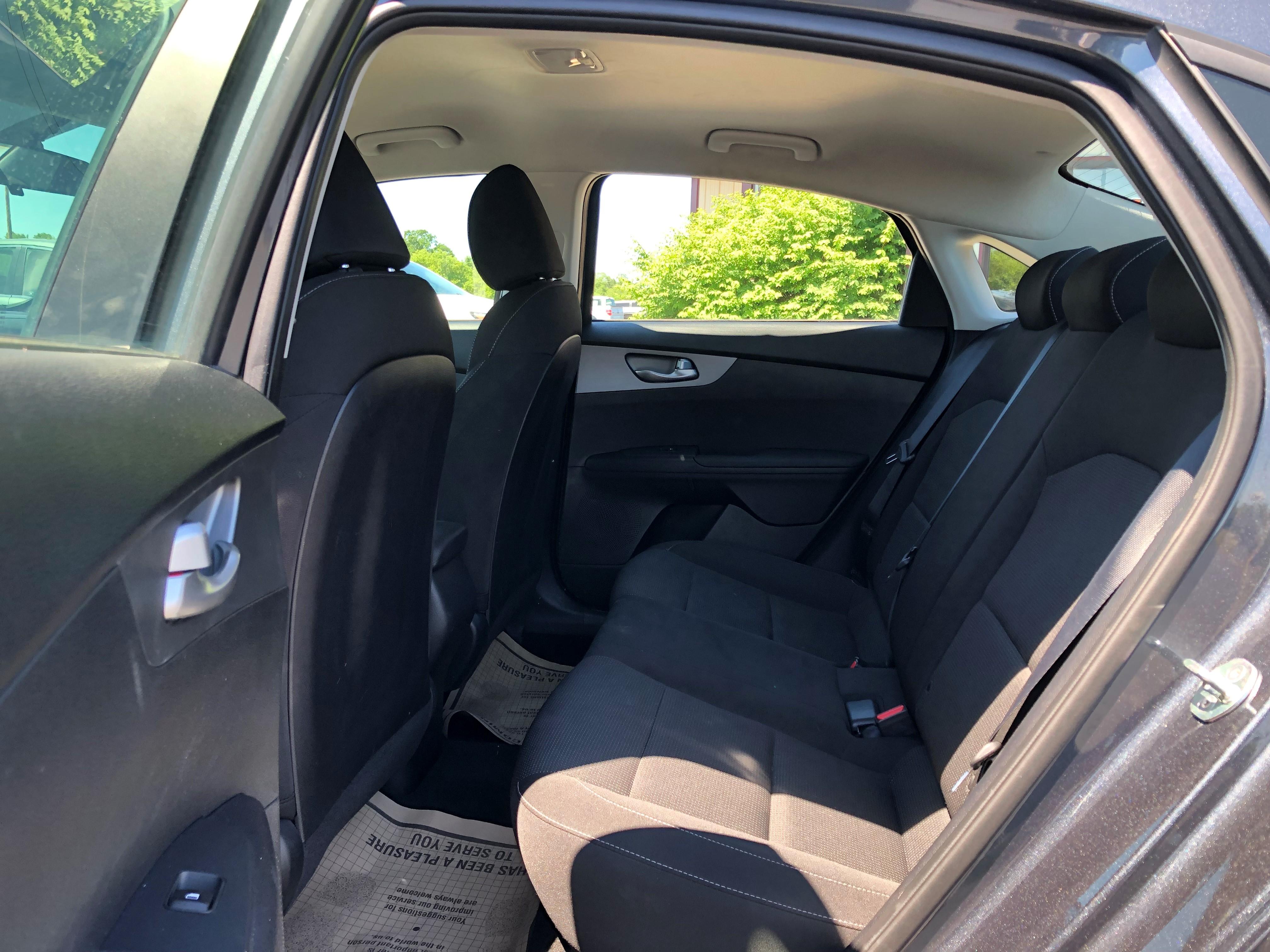 used vehicle - Sedan KIA FORTE 2019