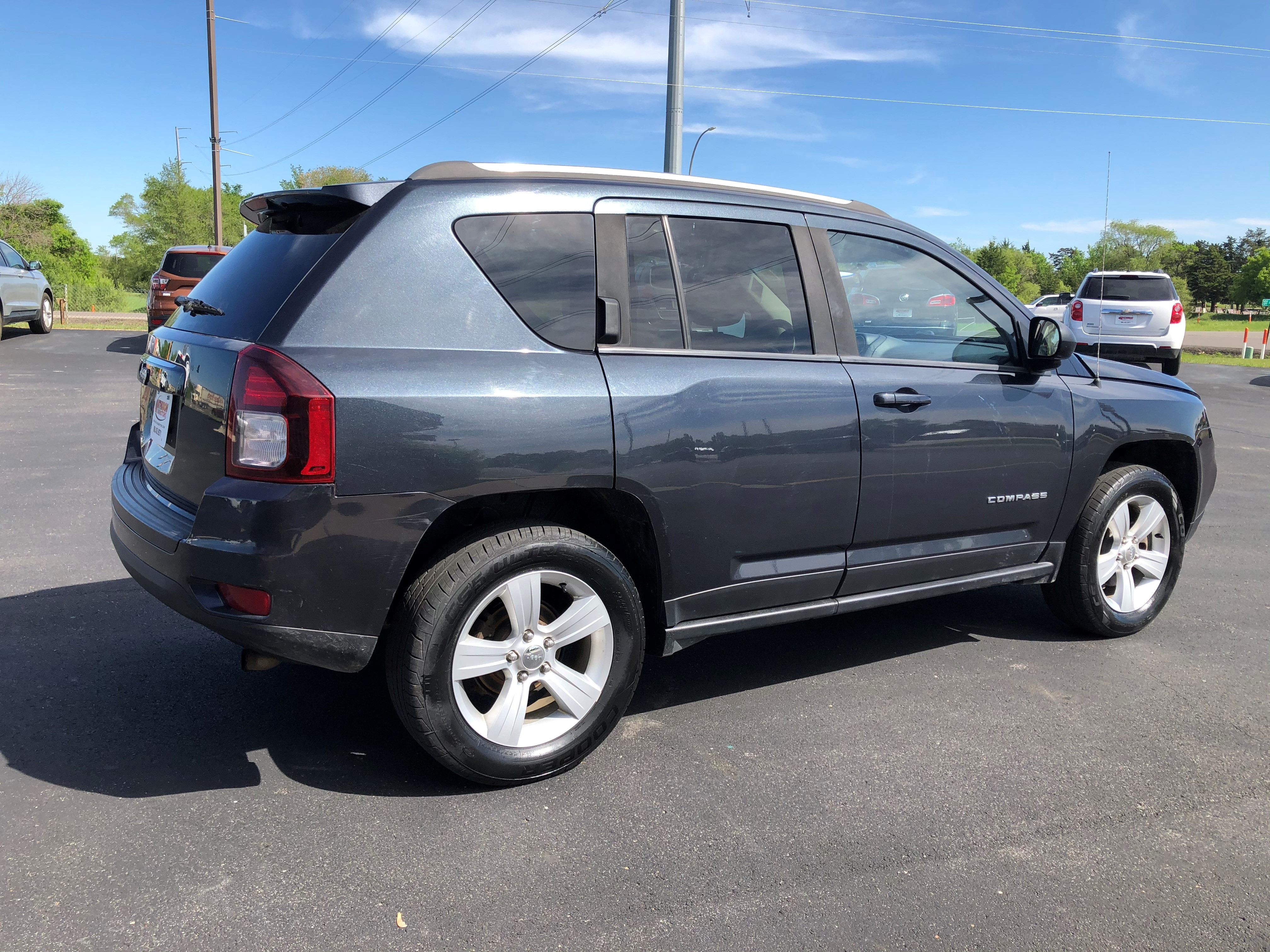 used vehicle - SUV JEEP COMPASS 2014
