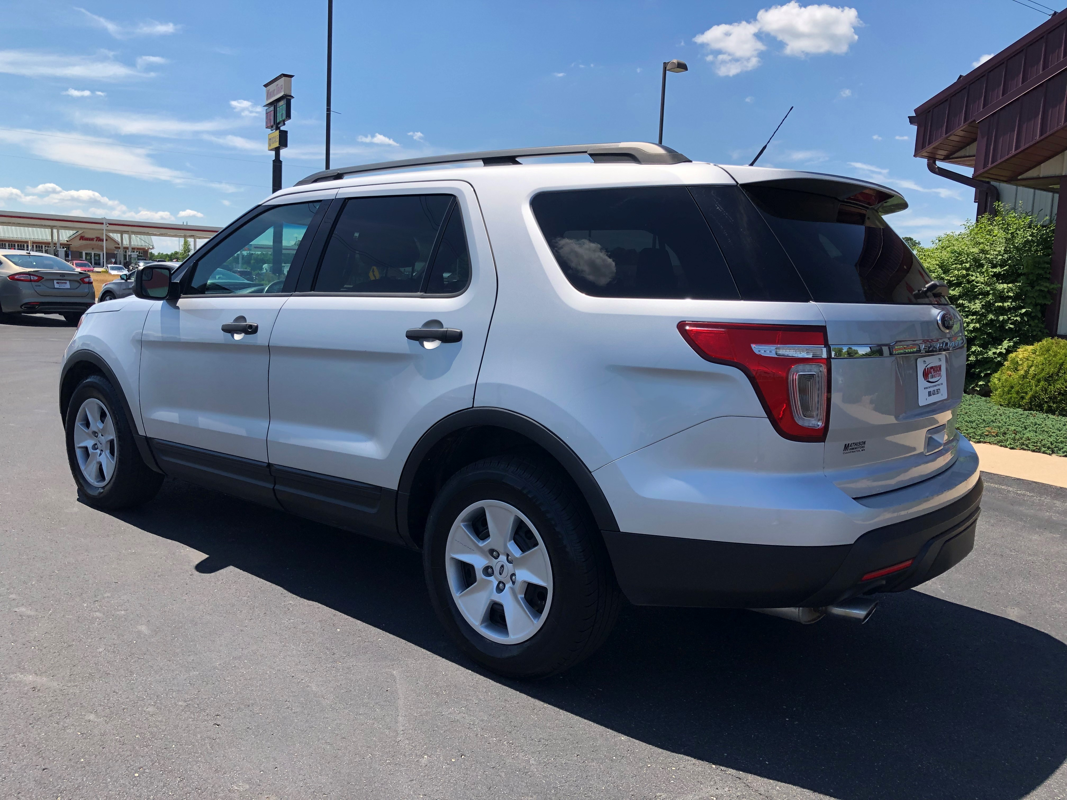 used vehicle - SUV FORD EXPLORER 2014