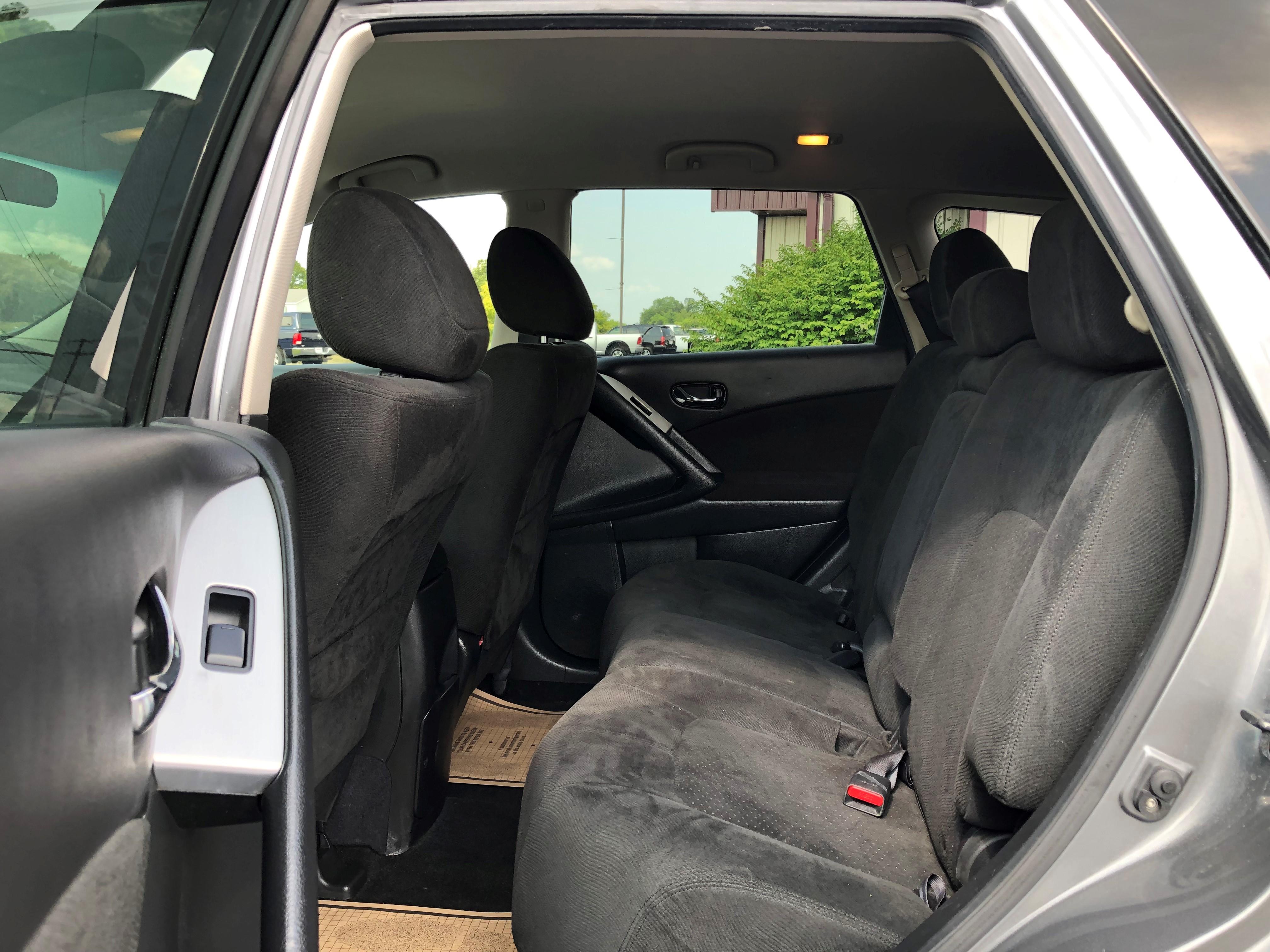 used vehicle - SUV NISSAN MURANO 2014