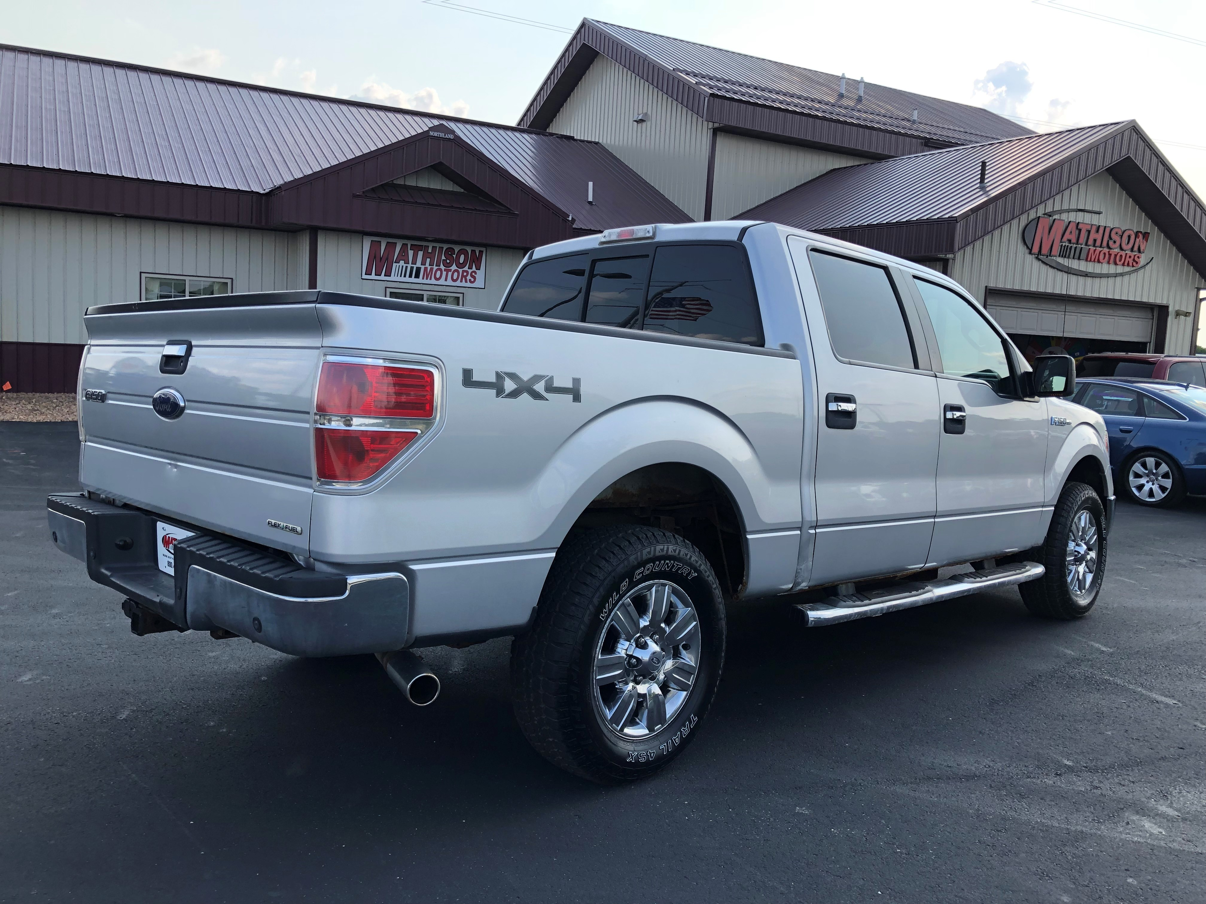 used vehicle - Truck FORD F-150 2011