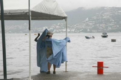 Depresión tropical 14-E causará lluvias en el país