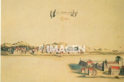 Veracruz a mediados del siglo XVII