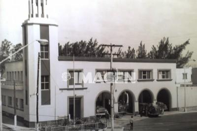 Bomberos del Siglo XX