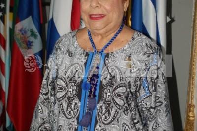 ACEPTA CARGO: Pilar Retolaza de Oropeza nueva directora de MRP Veracruz