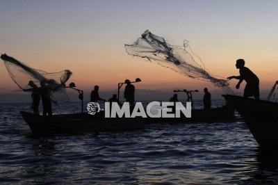 Preocupa a pescadores temporada de frentes fríos