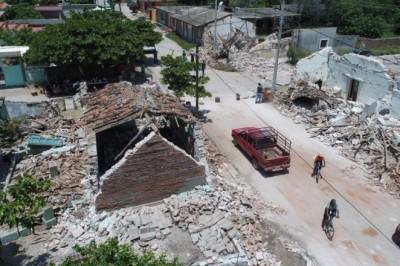 Van  cinco mil 830 réplicas de los sismos del 7 y 19 de septiembre