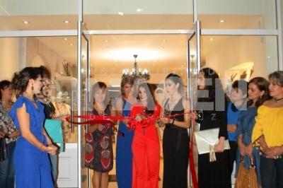 NUEVA SUCURSAL: Inaugura Amanda Canela establecimiento en Riviera Veracruzana