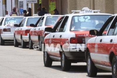 Sin éxito, reordenamiento de taxis