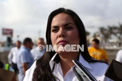 Se reintegra Fabiola Balmori a su cargo de directora Servicios Públicos Municipales.
