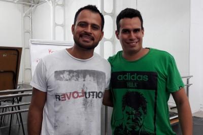 Actores colombianos presentan 'Konstantin'