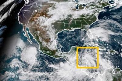 Emite Quintana Roo alerta verde por acercamiento de 'Nate'