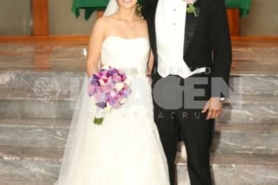 UNION BENDECIDA Rosario Lago Deschamps y Bruno Enrique Segundo se unen en matrimonio