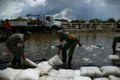 Veracruz en alerta ante crecida de ríos