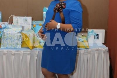 ESPERA LA CIGÜEÑA: Mariana Cruz Ahuja celebra la llegada de su segundo hijo