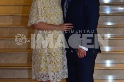 FELIZ DESPOSADOS: Unen sus vidas Rodrigo Romero y Pamela Deveze