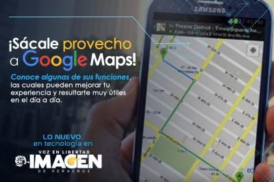 Consejos para aprovechar al máximo Google Maps