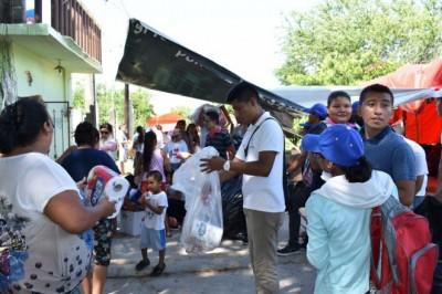 Juchitán se queda solo tras los sismos