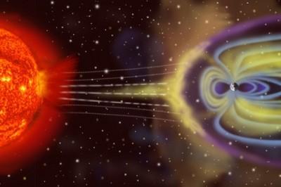 Viernes 13: una fuerte tormenta magnética afectará a la Tierra