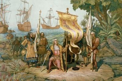 ¿Descubrió Colón un Nuevo Mundo?