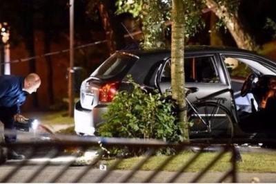 Tiroteo en Suecia deja 4 heridos