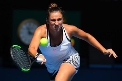 La española Sorribes, eliminada en Tianjin; Sharapova en semifinales