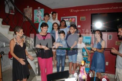 MUERTOS CON VIDA :Inauguran exposición pictórica en La Enoteca Mexicana