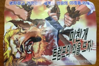 Corea del Norte decapita al 'perro rabioso' de Trump