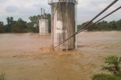 Se encrudece escasez de agua potable en Tuxpan
