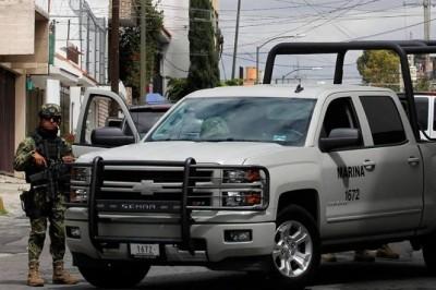 Abate la Marina al 'Z55', ligado al robo de trenes en Puebla