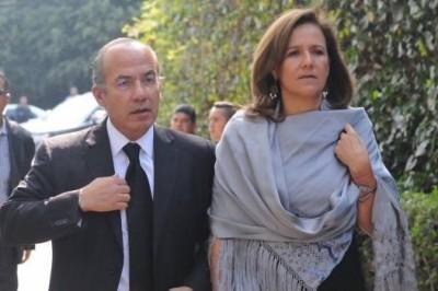 Contienda por Presidencia se perfila entre Zavala y Obrador: Calderón