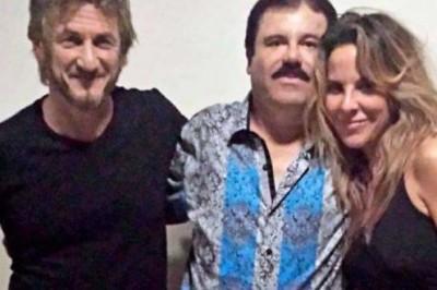 Sean Penn acusa a Kate del Castillo por su afán de obtener atención