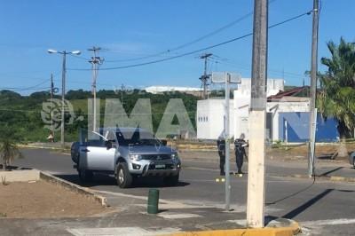 Se registra fuerte movilización en Geo Los Pinos