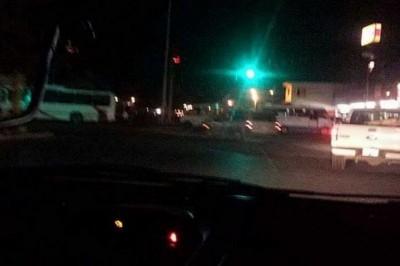 Noche de balaceras en Reynosa, Tamaulipas