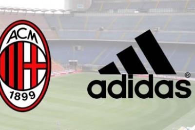 Adidas no patrocinara más al AC Milan