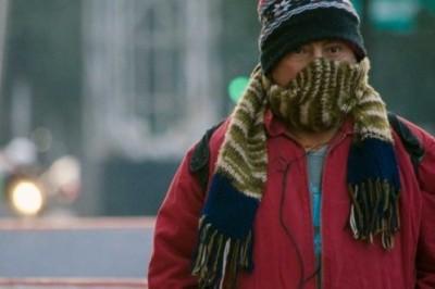Continúan las bajas temperaturas en la mayor parte del país