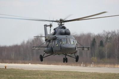 Helicóptero ruso se estrella en el Ártico