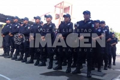 Concluye la convocatoria para reclutar policías municipales en Tuxpan
