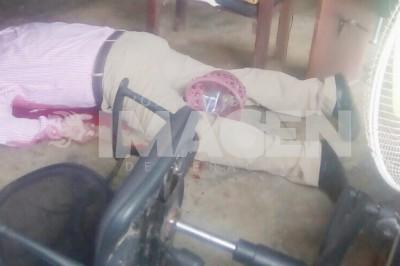 Asesinan a contador en Ciudad Isla