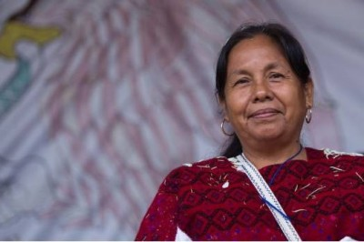 Concede INE que 'Marichuy' recabe firmas de forma tradicional en 242 municipios
