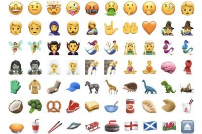 ¡Nuevos 'emojis'! iOS 11.1 ya está disponible para todos los usuarios