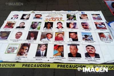 Persiste criminalización hacia los desaparecidos, asegura activista