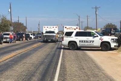24 muertos es el saldo preliminar de un tiroteo en Texas