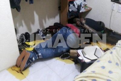 Encuentran a un hombre muerto en su propia casa, pero estaba maniatado