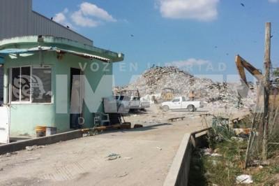 Un cuerpo fue encontrado en el basurero de Cuitláhuac